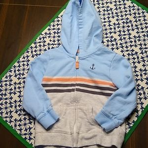 *2 for $15* EUC Carter's 24 Month Hoodie